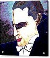 The Vampire Acrylic Print