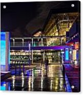 The Vancouver Convention Centre Acrylic Print