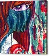 The Veil Acrylic Print