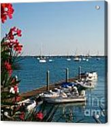The View From St Francis Resort Exuma Acrylic Print