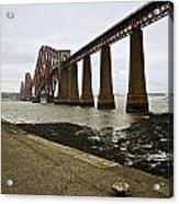 The View Of The Forth Bridge Acrylic Print