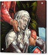 The Virgin And Saint John The Evangelist Acrylic Print