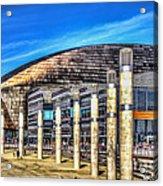 The Wales Millennium Centre Acrylic Print