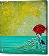 The Watchful Seas Acrylic Print