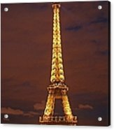 The Watchtower Acrylic Print