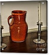 The Water Pitcher Acrylic Print