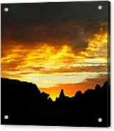 The Way A New Day Shines Acrylic Print