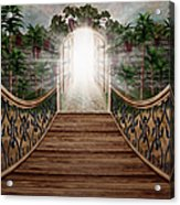 The Way And The Gate Acrylic Print