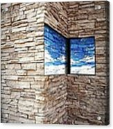 The Whisper Wall Acrylic Print