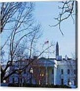 The White House 1 Acrylic Print