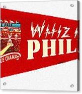 The Whiz Kids Acrylic Print