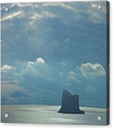 The Wind Not Sink Acrylic Print