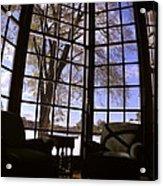 The Window Seat Acrylic Print