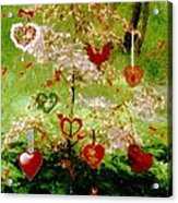 The Wishing Tree Acrylic Print