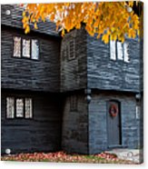The Witch House Acrylic Print