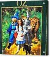 The Wizard Of Oz Acrylic Print