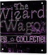 The Wizard's Wagon 2 Acrylic Print