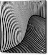 The Wood Project I - Tangled Wood Acrylic Print