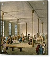 The Workhouse, St James, Parish, London Acrylic Print