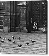 The Zocolo Mexico City Mexico 1970 Acrylic Print