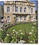 Theater Building Baden-baden Germany Acrylic Print