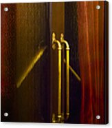 Theater Doors Acrylic Print