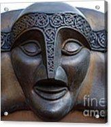 Theater Mask Acrylic Print