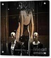 Theatre Manikins-0014 Acrylic Print
