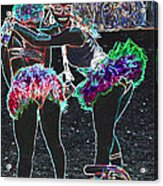 Thebikeride  Acrylic Print