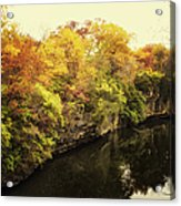 Then Autumn Arrives 07 Acrylic Print