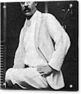 Theodore Roosevelt (1858-1919) Acrylic Print