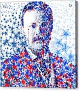 Theodore Roosevelt 2 Acrylic Print