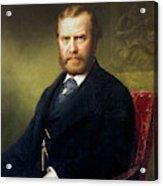 Theodore Roosevelt, Sr Acrylic Print