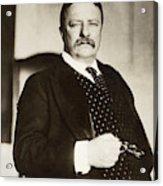 Theodore Roosevelt(1858-1919) Acrylic Print