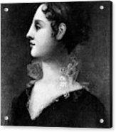Theodosia Burr Alston (1783-1813) Acrylic Print
