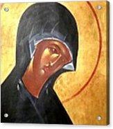 Theotokos Acrylic Print