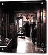 There She Is By Jrr Acrylic Print