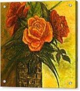 Thinking Of You... Acrylic Print