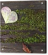 This Heart Of Mine Acrylic Print