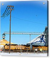 This Is North Platte Acrylic Print