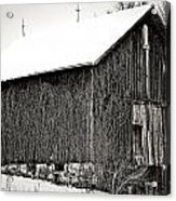 This Old Barn Acrylic Print