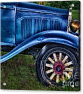 This Old Car Acrylic Print