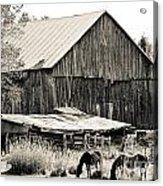 This Old Farm Acrylic Print
