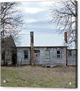 This Old House 2 Acrylic Print