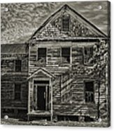 This Old House 3 Acrylic Print