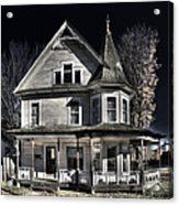 This Old House Version1 Acrylic Print