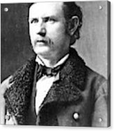 Thomas Benton Weir(1838-1876) Acrylic Print