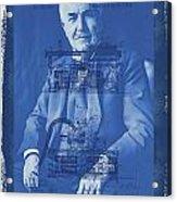 Thomas Edison Acrylic Print
