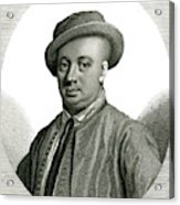 Thomas Hamilton, 6th Earl Of Haddington Acrylic Print