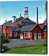 Thomas Kay Woolen Mill Acrylic Print